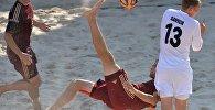 Пляжны футбол. Этап Еўралігі. Матч Расія- Беларусь