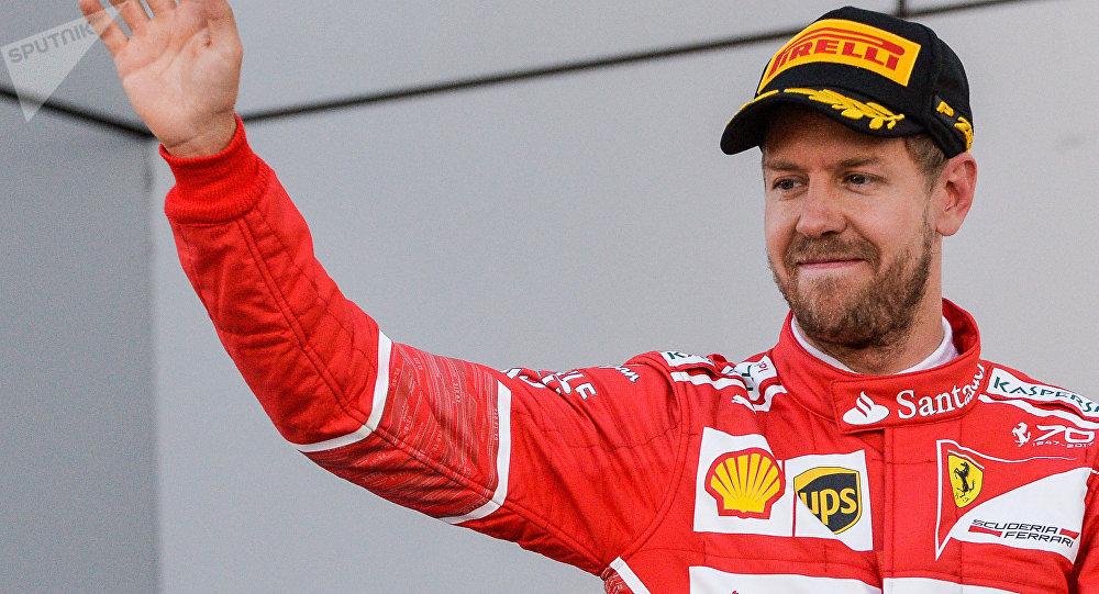Феттель одержал победу квалификацию гран-при Венгрии Формулы-1