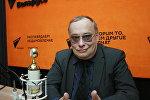 Президент Российской ассоциации прибалтийских исследований, профессор Николай Межевич