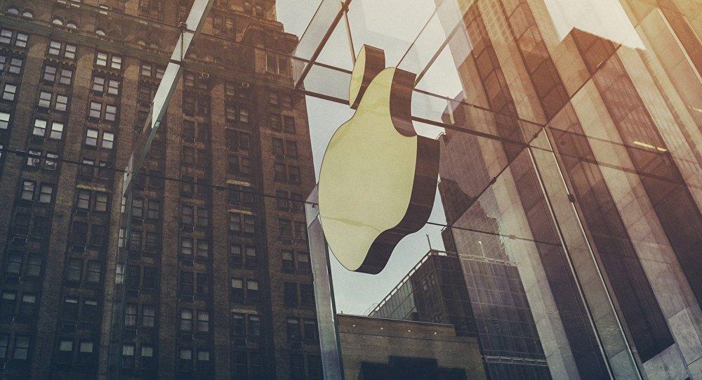 Крама Apple Store у Нью-Ёрку