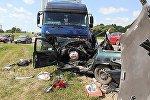 Авария в Могилевском районе