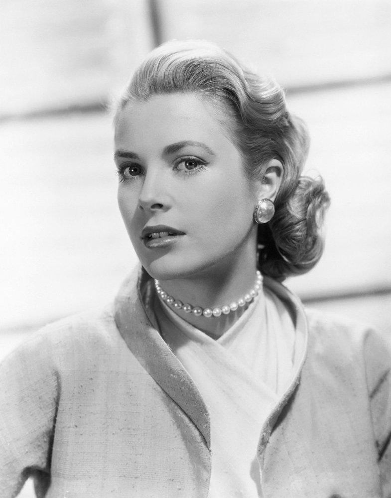 Грейс Келли в 1954 году