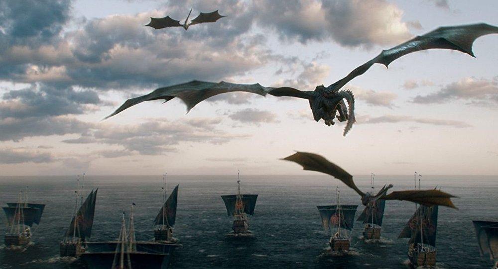 Хакеры выложили всеть сценарий будущей серии Игры престолов
