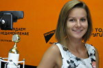 Белорусская певица Анжелика Пушнова