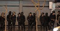 Полицейские на одной из улиц Тегерана, архивное фото