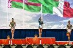 Белорусские грации на этапе КМ в Минске завоевали десять медалей