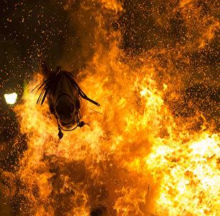 Очищающий огонь - Виктор Бланко, Испания
