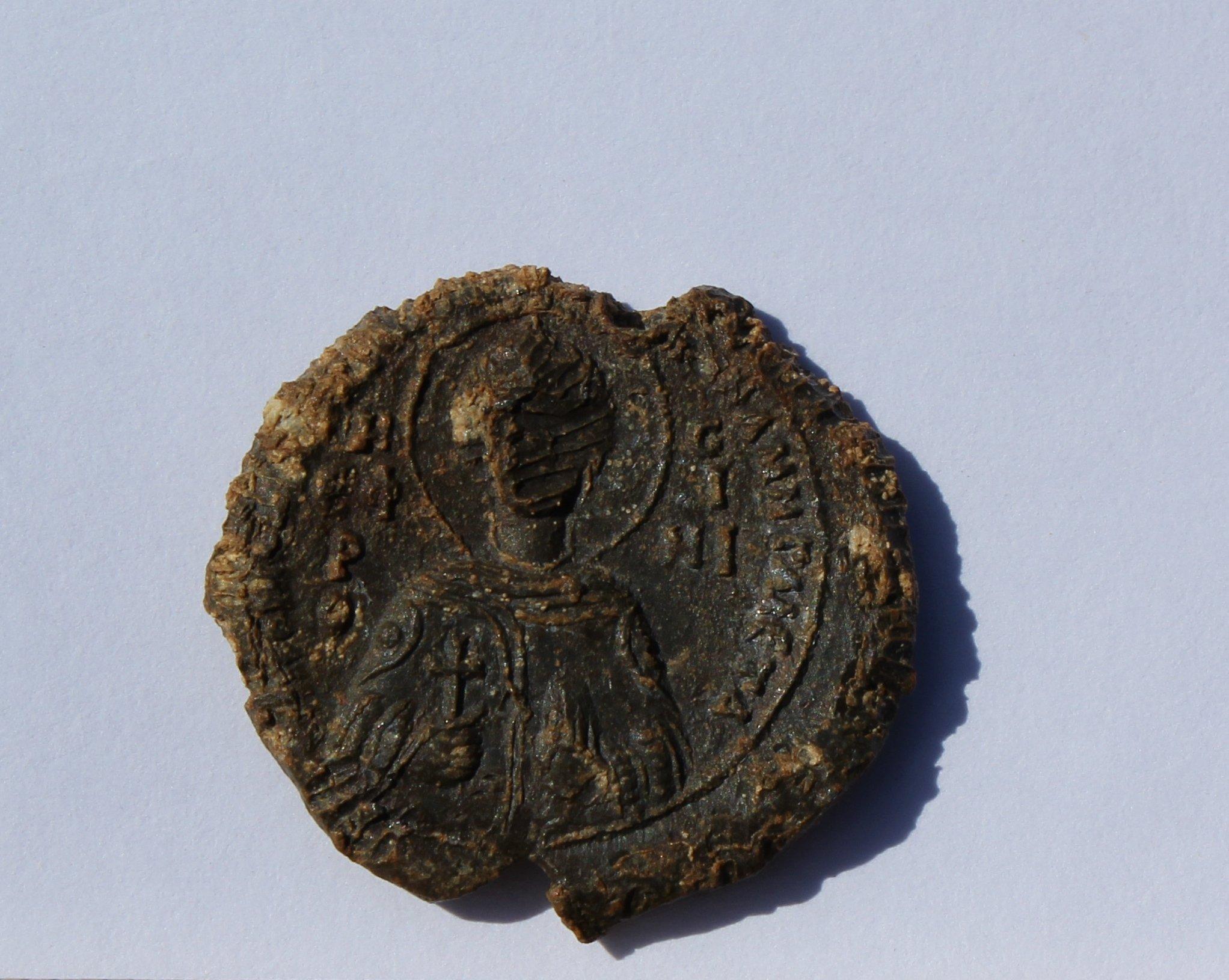 У Полацку знайшлі пячатку, якая належала Еўфрасінні Полацкай і манастыру, які яна заснавала