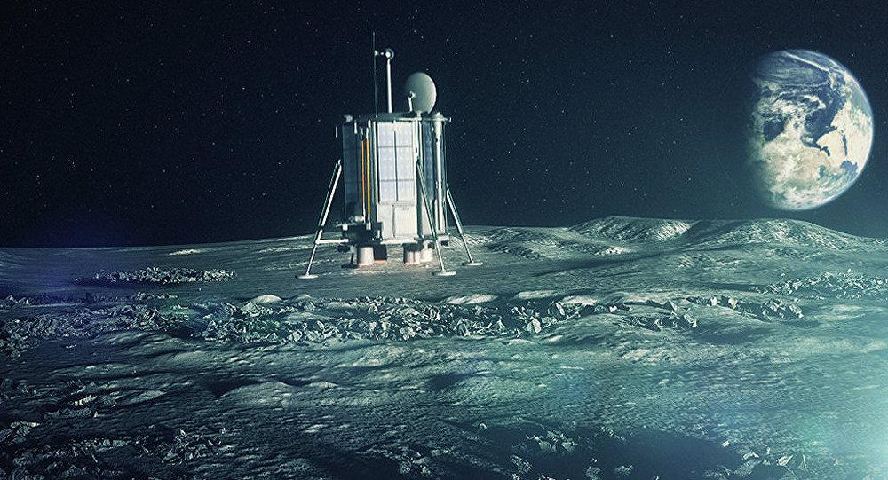 Лунный модуль Lunar Mission One