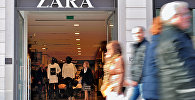 Магазин ZARA во Франции