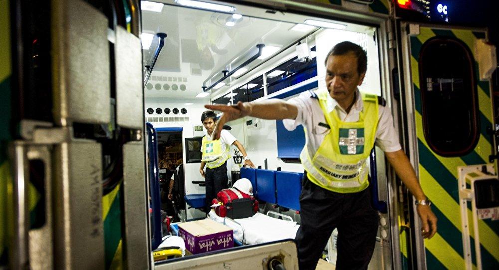 Погибли пятеро туристов— Землетрясение в КНР