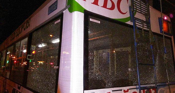 ВГродно задержали молодого человека, обстрелявшего троллейбус иавтозаправку