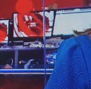 Постельную сцену случайно показали в прямом эфире новостей BBC
