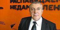 Начальник управления экономики и маркетинга Министерства здравоохранения Беларуси Виктор Шеин