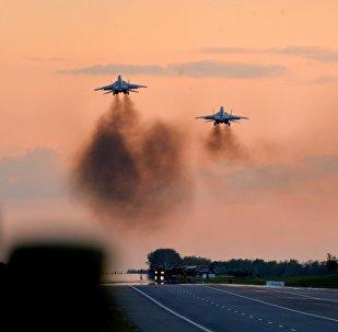 Летно-тактические учения ВВС и войск ПВО