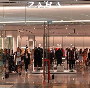 Zara адчыняецца ў Dana Mall