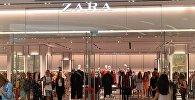 Zara открывается в Dana Mall