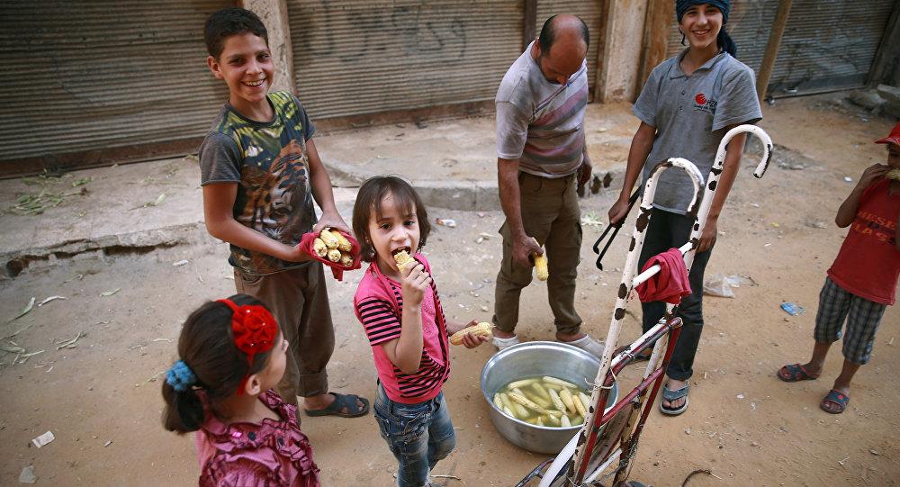 Беларусь отправит вСирию гуманитарную помощь неменее чем на 500 тысяч руб.
