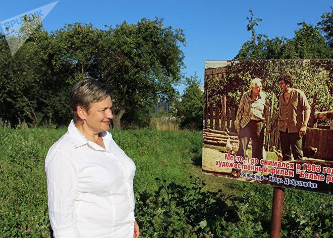 Генрика Еремич — хозяйка последнего дома бывшей деревушки, который снесут через месяц