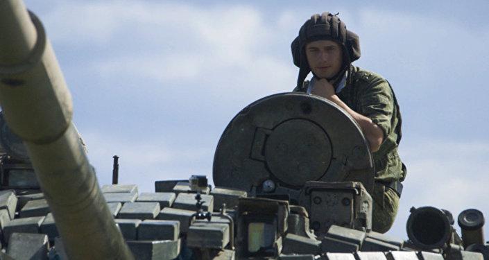 Логотип World of Tanks от белорусских танкистов