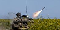 Стрельба из ПЗРК, архивное фото