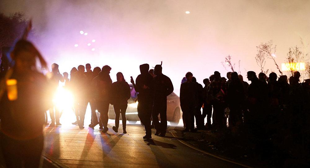 Беспорядки в американском городе Шарлоттсвилле