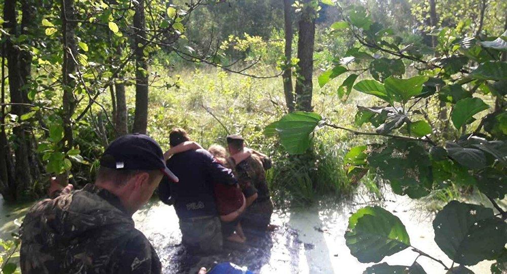 Пропавшую в Минской области девочку нашли в болоте