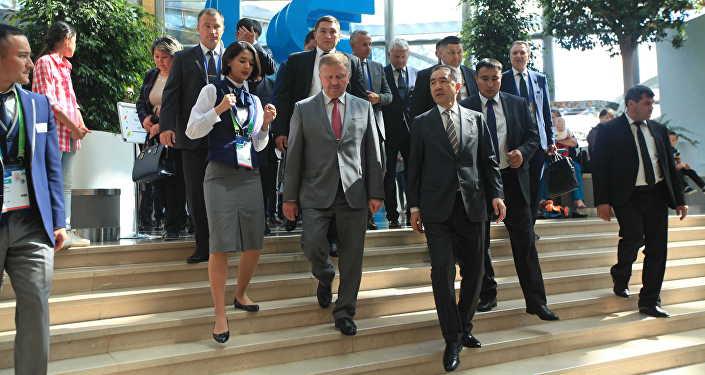 Нурсултан Назарбаев встретился сглавами правительств стран ЕАЭС