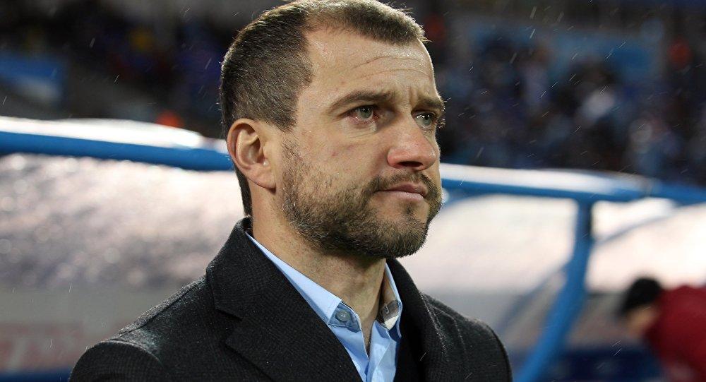Вадим Скрипченко стал и.о. основного  тренера футбольного клуба «Анжи»