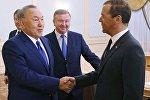 В Астане проходит заседание Евразийского межправительственного совета