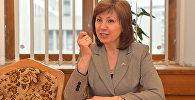 Глава Администрации президента Беларуси Наталья Кочанова