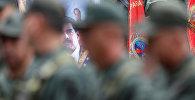 Военные Венесуэлы, архивное фото
