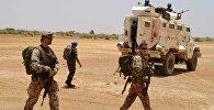 Миротворцы в Мали, архивное фото