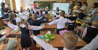 У класе