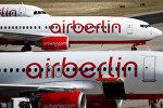Самалёты авіякампаніі Air Berlin