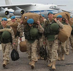 Российско-белорусские стратегические учения Запад, архивное фото