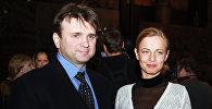 Тэлевядучыя Цімур і Алена Кізяковы