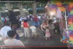 Момент падения дерева-убийцы на Мадейре попал на видео