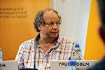 Кинорежиссер и отец шестерых детей Дмитрий Астрахан