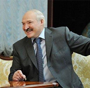 Аляксандр Лукашэнка, архіўнае фота