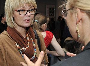 Актриса Юлия Меньшова, архивное фото