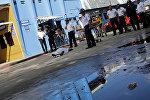 Нападение банды MS-13, также известной под названием «Мара Сальватруча» на госпиталь в столице Гватемалы