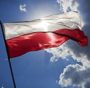 Польскі сцяг