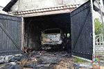 Пожар в Новогрудке