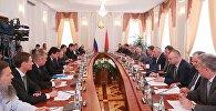 Визит главы Свердловской области в Минск