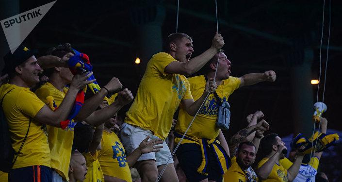 «Крумкачы» сенсационно переиграли борисовский БАТЭ