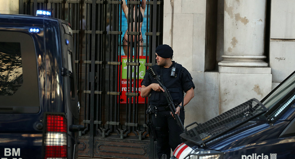 Жители  18 стран пострадали при теракте вБарселоне