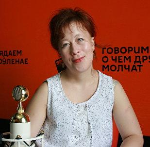 Исполнительный директор молодежного историко-культурного общественного объединения Гісторыка Татьяна Петрова