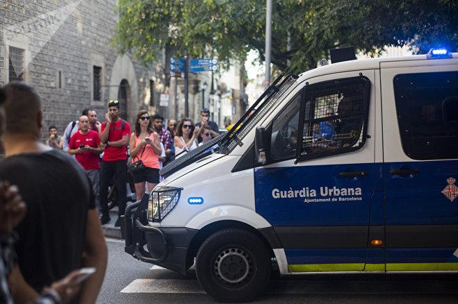 Ликвидирован шофёр фургона, наехавшего налюдей вБарселоне