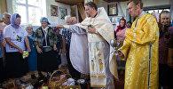 Яблычны Спас у вёсцы Заскавічы Маладзечанскага раёна
